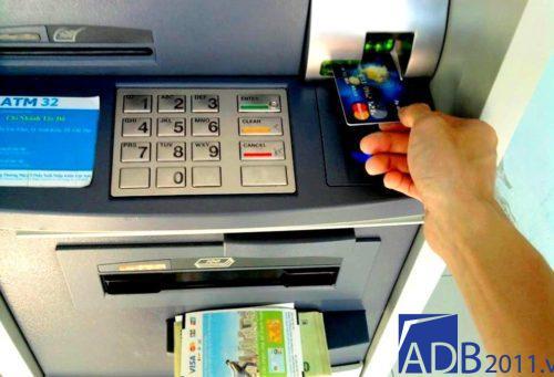 tài khoản ngân hàng bị khóa