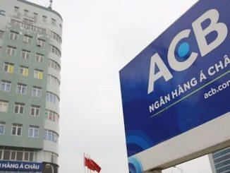 Giờ làm việc của ACB