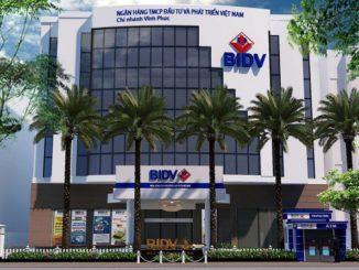 thứ 7 ngân hàng BIDV có làm việc không
