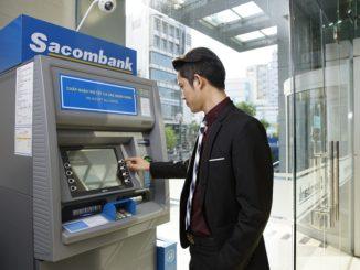 thứ 7 ngân hàng Sacombank có làm việc không