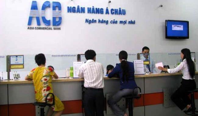 cách tính lãi suất ngân hàng acb