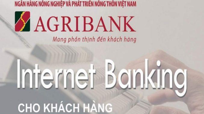 đăng ký internet banking agribank trực tuyến