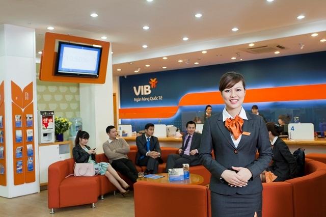 Thứ 7 ngân hàng VIB có làm việc không