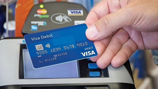 các loại thẻ ngân hàng phổ biến hiện nay