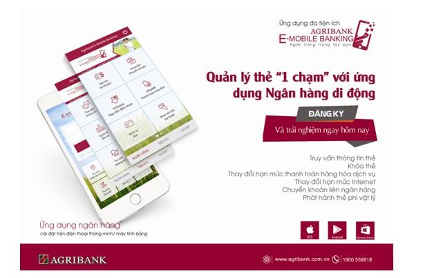cách đăng ký internet banking agribank trên điện thoại