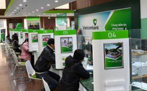 Giờ làm việc ngân hàng vietcombank Hải Phòng