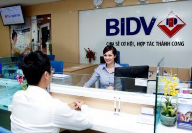 Mở tài khoản BIDV, mở 2 tài khoản cùng 1 ngân hàng BIDV