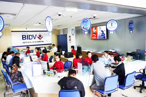 Ngân hàng BIDV giờ làm việc