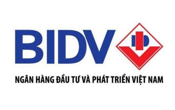 Tài khoản ngân hàng BIDV