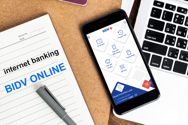ngân hàng BIDV Internet Banking