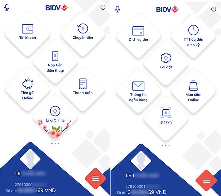 Đăng ký Internet banking ngân hàng BIDV