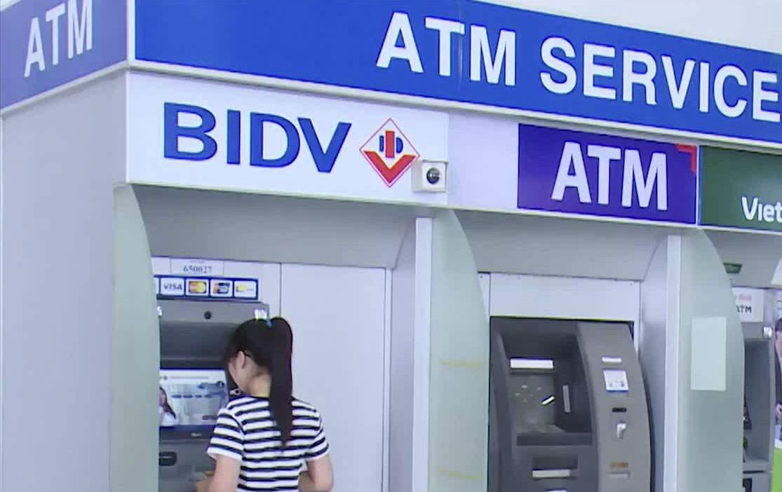 ngân hàng bidv rút tối đa bao nhiêu tiền