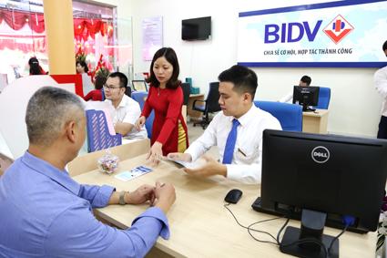 Mở 2 tài khoản cùng 1 ngân hàng BIDV