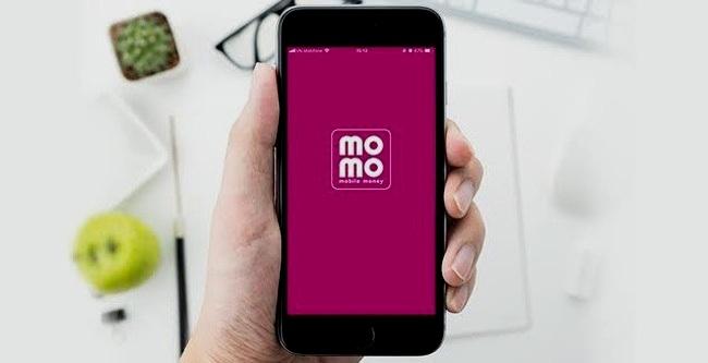 thẻ ngân hàng liên kết momo