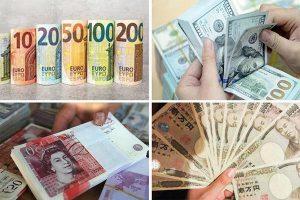tỷ giá ngân hàng bidv