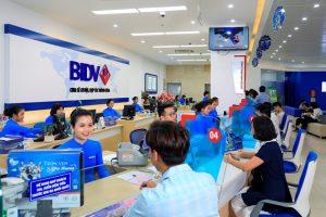 Thủ tục mở tài khoản ngân hàng BIDV